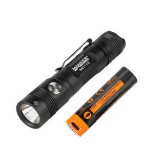 Manker MC11 II Tactical Torch, Ultra Compact - 2000 Lumens