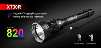 Klarus XT30R Rechargeable Torch - 1800 Lumens